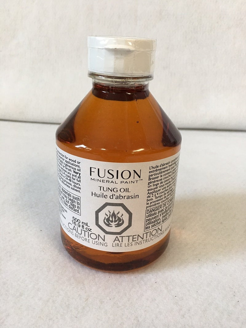 Fusion Mineral Paint Tung Oil