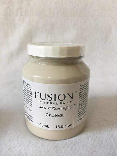 """Fusion Mineral Paint """"Chateau"""""""
