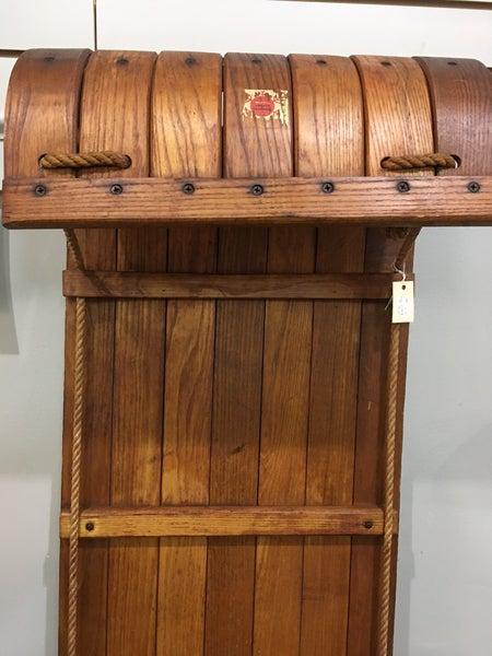 Vintage tobaggan