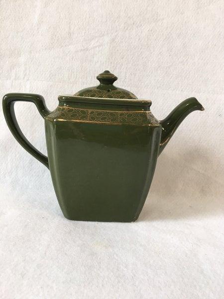 Hall China tea pot