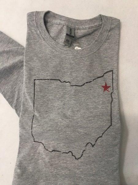 New longsleeve OH tee shirt Men's size XL
