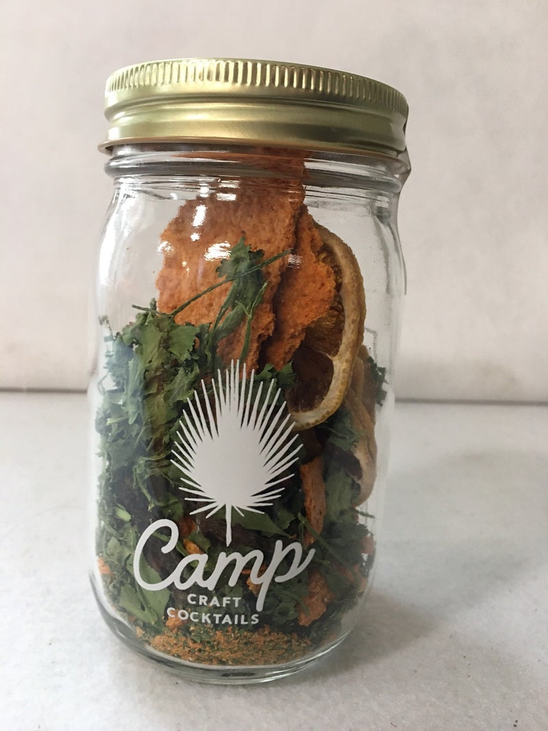 Camp Craft Cocktails Bloody Mary infusion mix