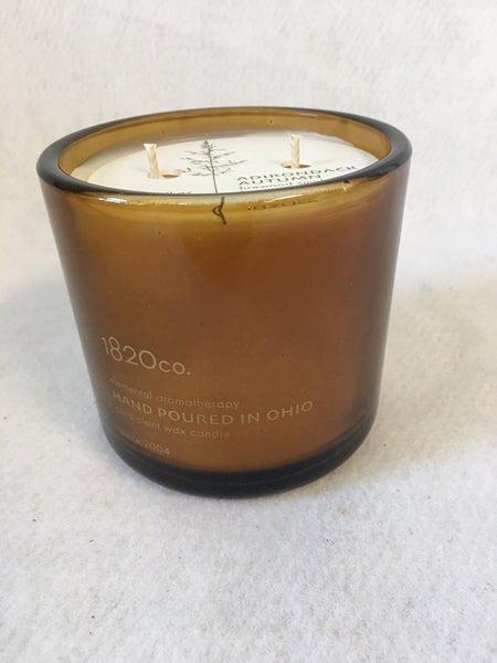 """1820 candle """"Adirondack Autumn"""" 16 oz."""