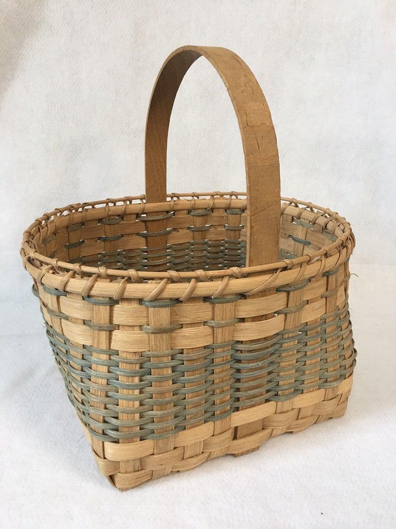 Large Handwoven basket