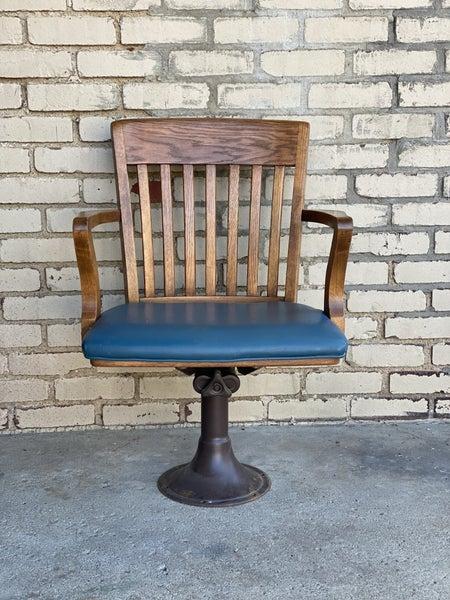 Vintage Juror's chair