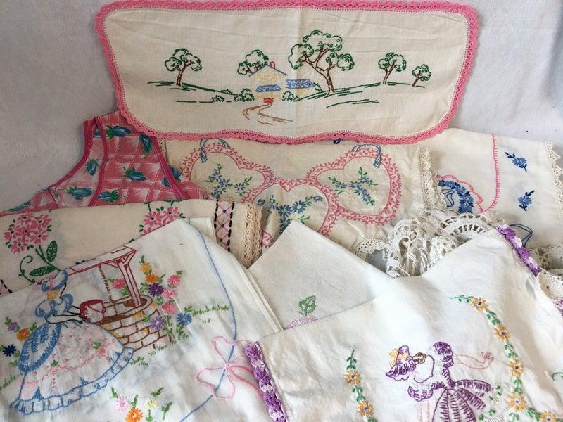 Grab bag of linens #3