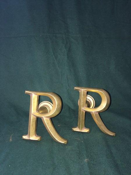 """Pair of Curtain tiebacks """"R"""""""