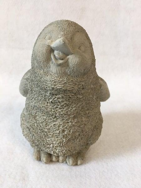 Concrete penguin