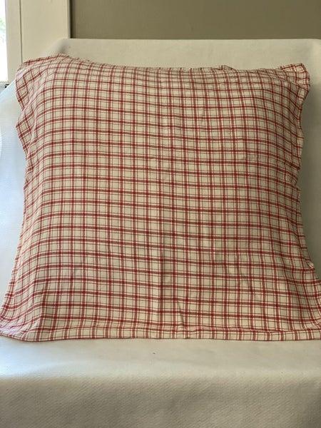 Antique German pillow cover