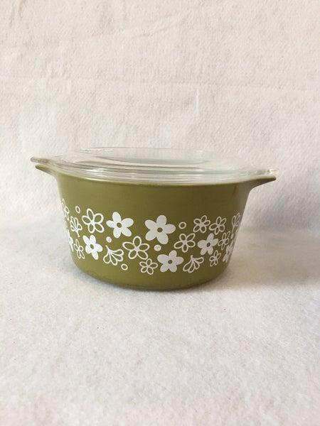 """Pyrex """"Crazy Daisy"""" 1 qt. bowl"""