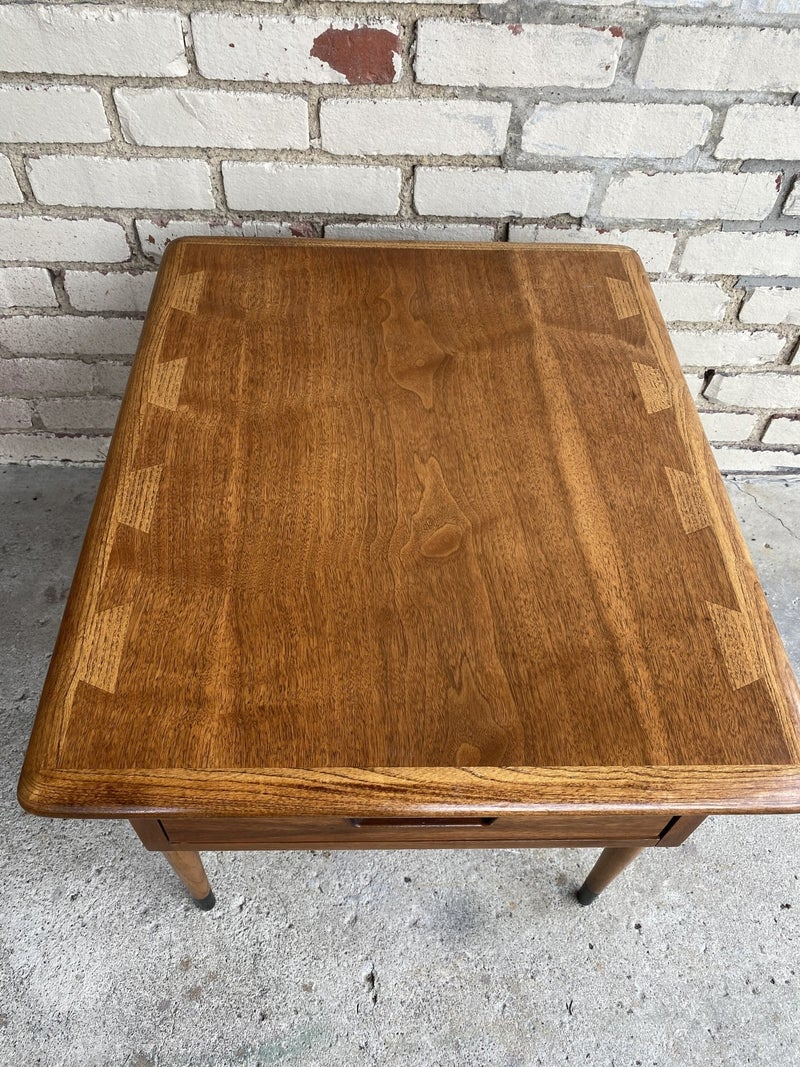 Midcentury Modern Lane End Table