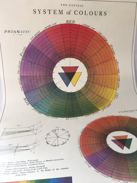 """Cavillini paper """"System of Colours"""""""