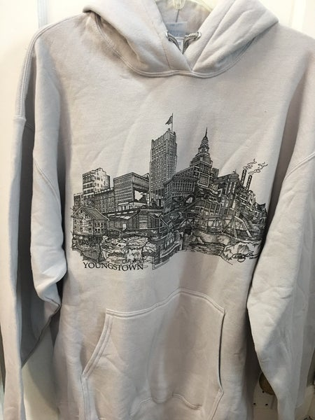 Men's XL Youngstown hoodie