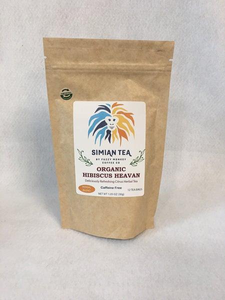 Hibiscus Heavan organic tea bags