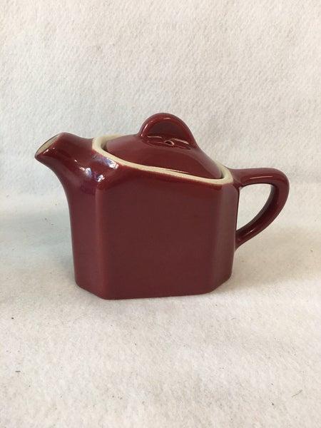 Single serve tea pot