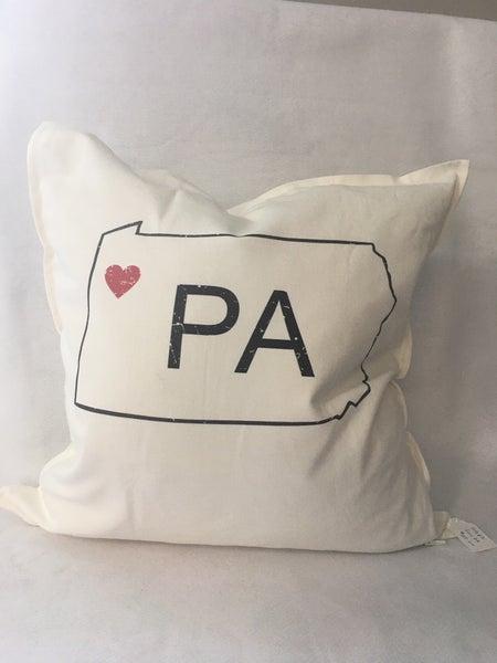 PA pillow