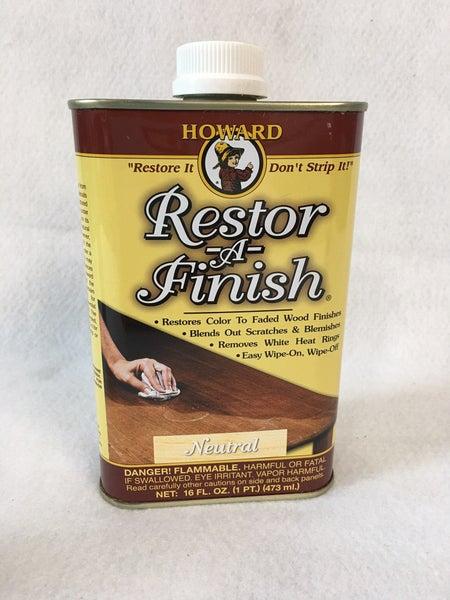 Howard's Restor-a-finish Neutral