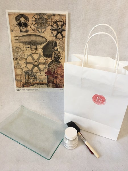 DIY glass tray kit, Machine of Life