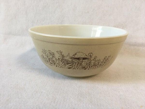 Vintage Pyrex Forest Fancies bowl