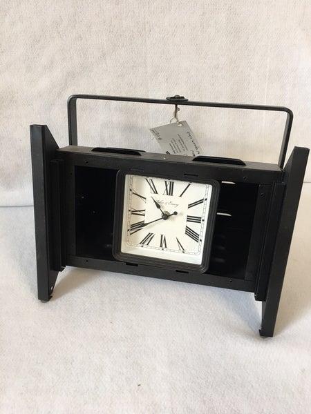 WYTV Colortran light w/clock