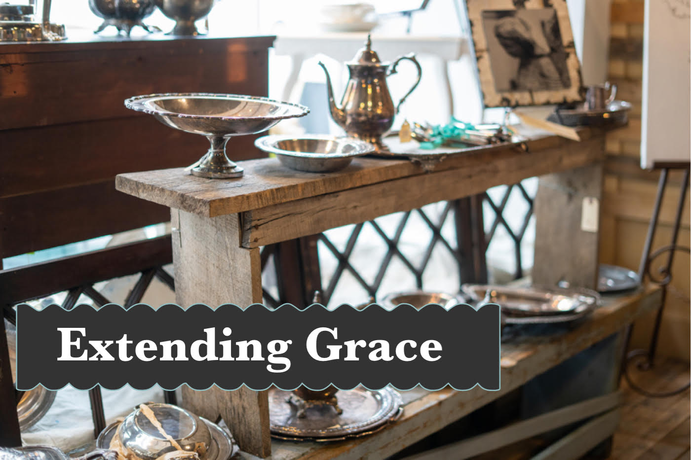 Step Inside Extending Grace