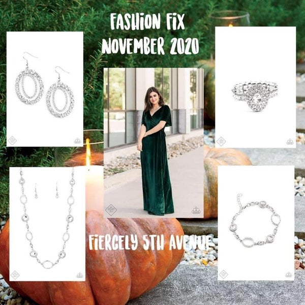 Fashion Fix Set : Fiercely 5th Ave