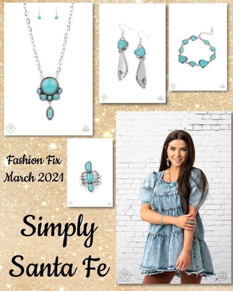 Fashion Fix Set: Simply Santa Fe