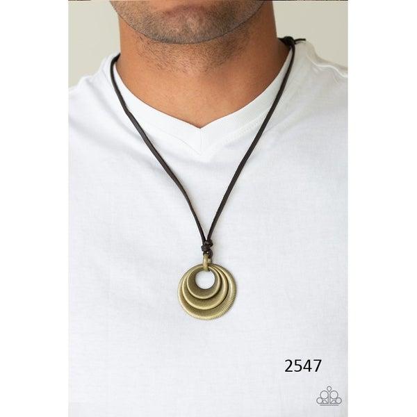 Desert Spiral - Brass