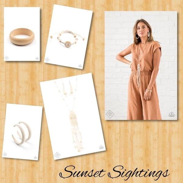 Fashion Fix Set : Sunset Sightings