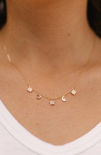 Stargazing Necklace