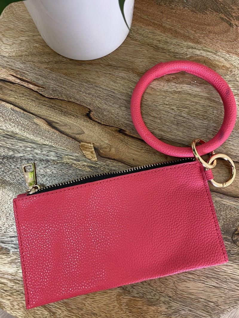 Bracelet Keychain and Wristlet With Tassel