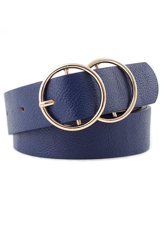 Emma Double O Belt - Multiple Colors