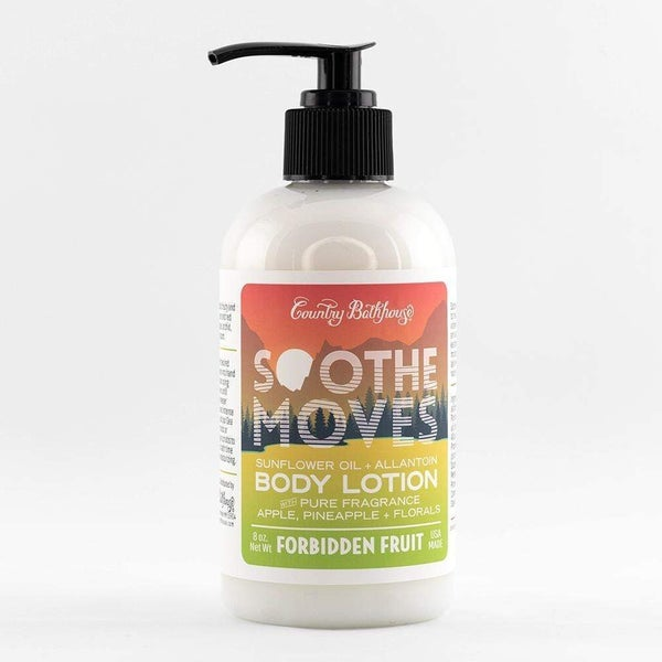 Soothe Moves Body Lotion - Forbidden Fruit