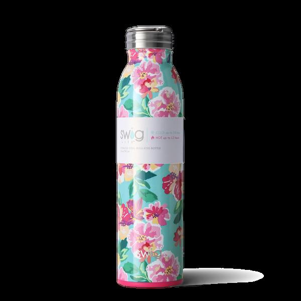 Swig Life - Island Bloom Signature 22oz Bottle