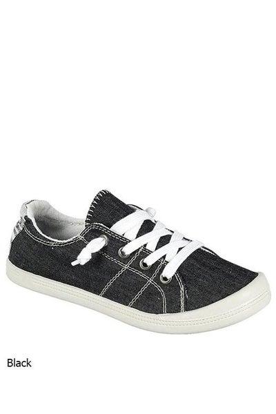 Vanessa Sneakers - Black