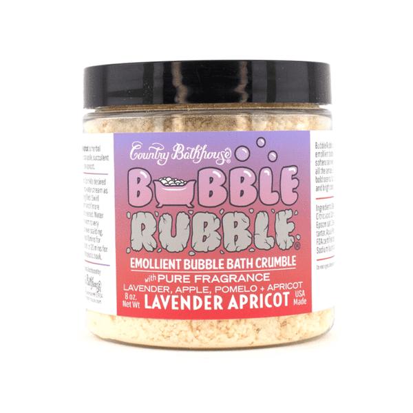 Bubble Rubble - Lavender Apricot