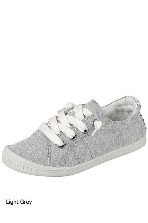 Vanessa Sneakers - Grey