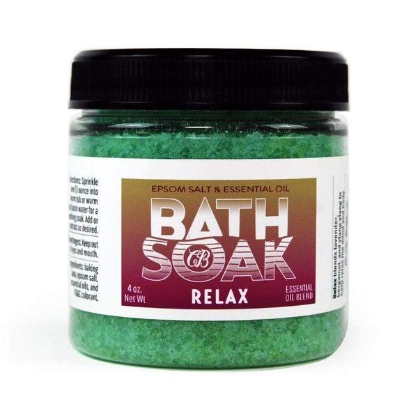 Bath Soak - Relax