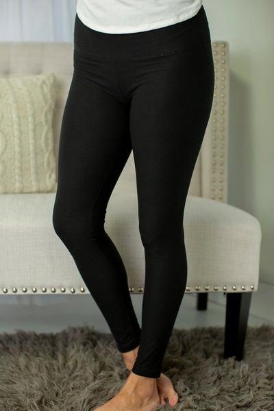 Hannah High Waist Leggings - Full Length