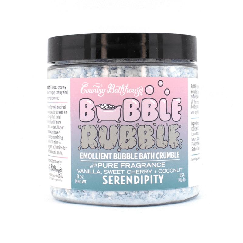 Bubble Rubble - Serendipity
