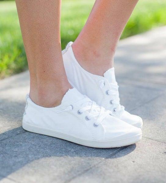 Vanessa Sneakers - White