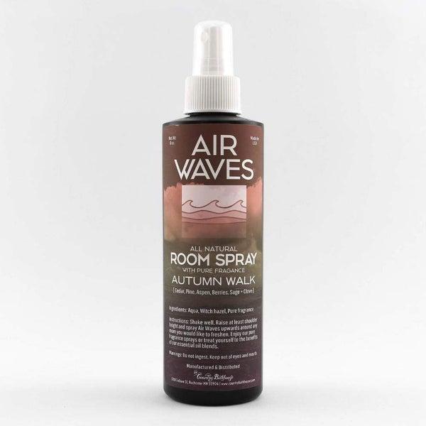 Air Waves Natural Room Spray - Autumn Walk