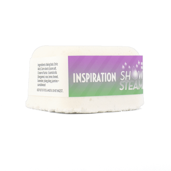 Shower Steamer - Inspiration