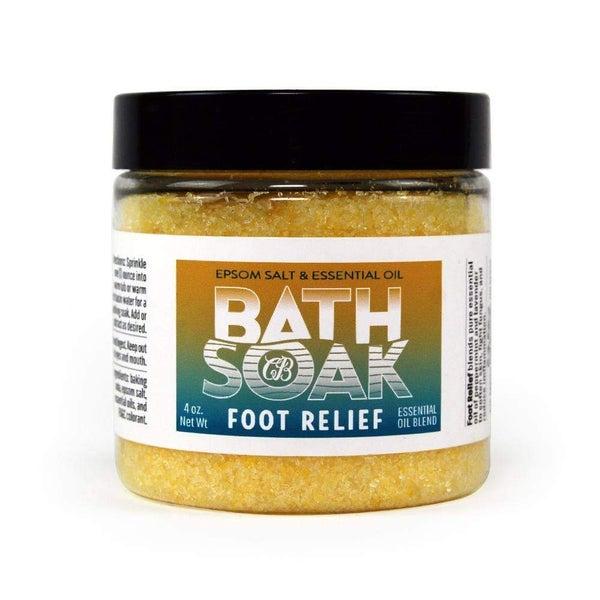 Bath Soak - Foot Relief