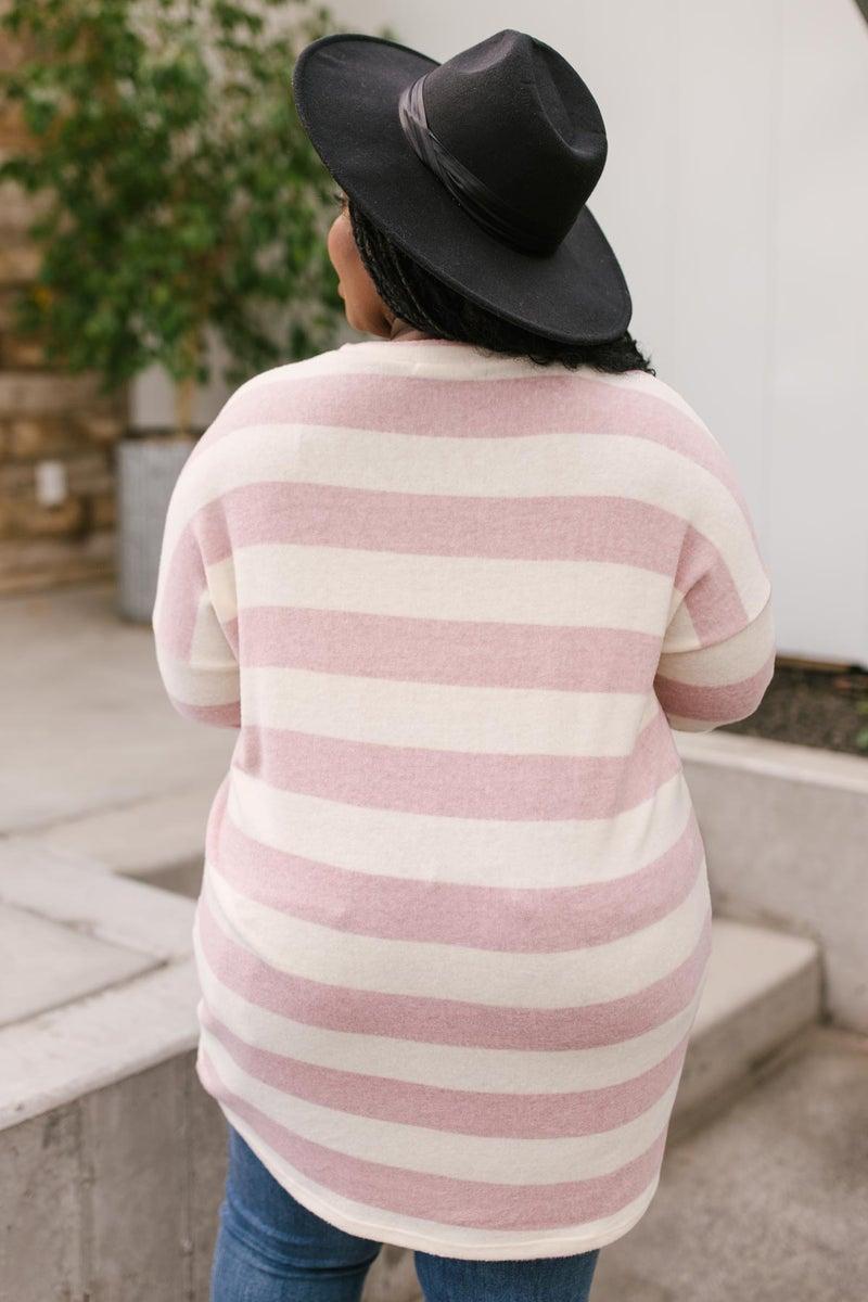 The Brixton Stripes Top