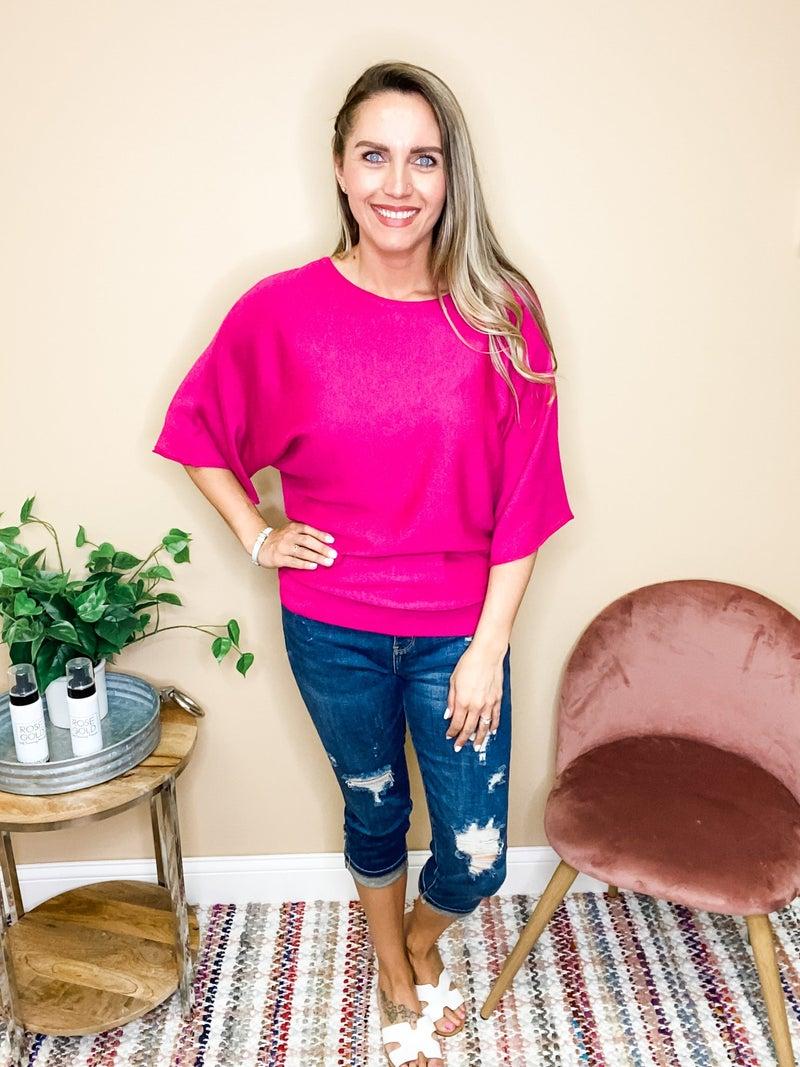 Kinsley Kimono Sweater