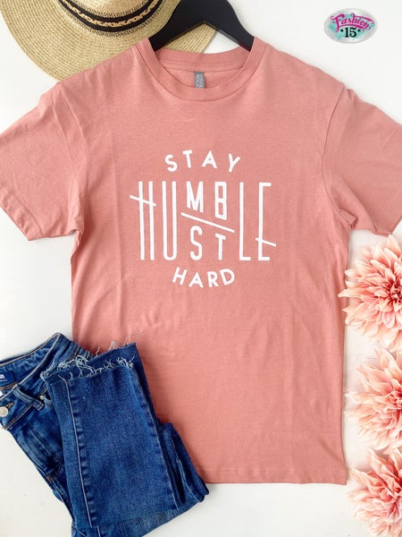 Stay Humble Graphic