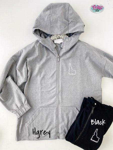 Plus Idaho Zip-Up Jacket