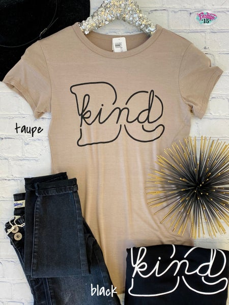 Be Kind Graphic