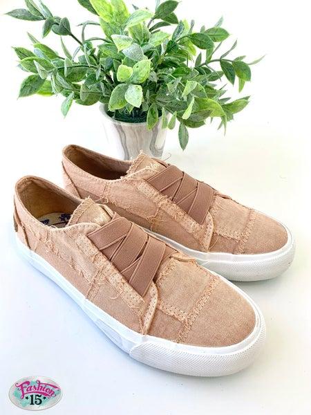 .BLOWFISH Marley Toasted Peach Shoe *Final Sale*